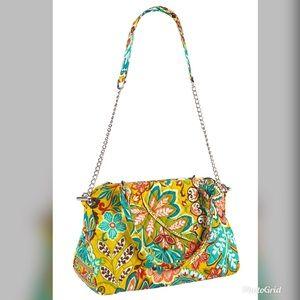 Vera Bradley Provencal Chain Handbag
